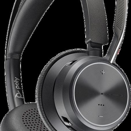 Nove slušalke Poly Voyager Focus 2