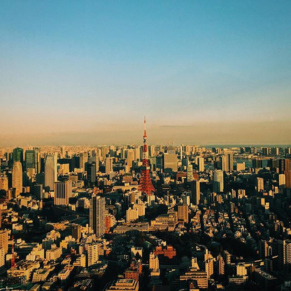 Tokyo landscape_Camera iPhone_#snap #sna