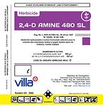 2,4D Amine 480 SL