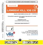 Lambda Kill 106 CS