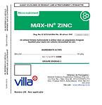 Max-In Ultra zinc