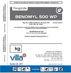 Benomyl 500 WP