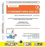 Cypermethrin 200 EC