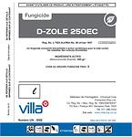 D-Zole 250 EC