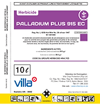 Palladium Plus 915 EC