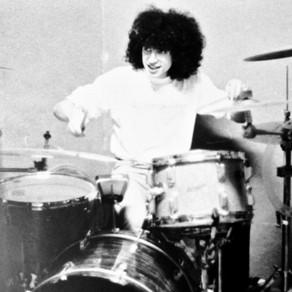José Bruno: Primero la música, después la batería [entrevista]