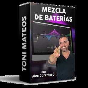 Review: Curso de Mezcla de Baterías de Toni Mateos con Álex Carretero