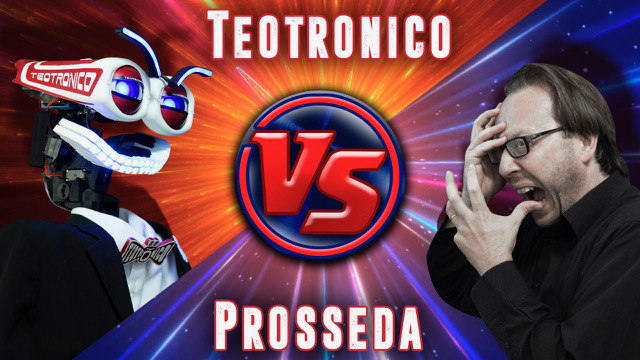 TeoTronico vs Prosseda