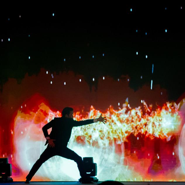 Projection Dance