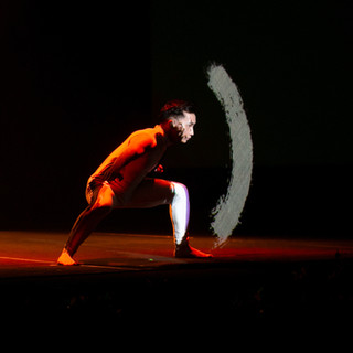 Holographic Projection Dance