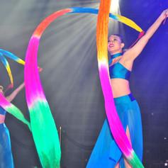 Contemporary Ribbon Dance