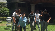 CELEBRANDO EL DÍA DEL ESTUDIANTE