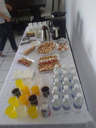 PRESENTACIÓN DE COFFEE BREAK SENCILLO
