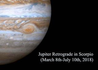 Jupiter In Retrograde