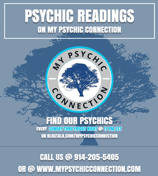My Psychic Connection On Blog Talk Radio