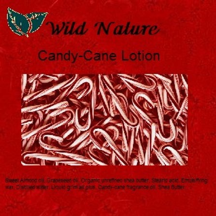 Wild Nature Candy-Cane Lotion
