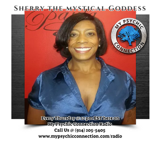 Thursday Morning with Journey Ryan & Sherry The Mystical Goddess