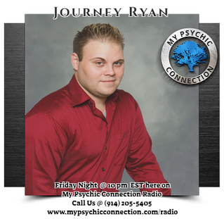 My Psychic Connection Radio with Journey Ryan