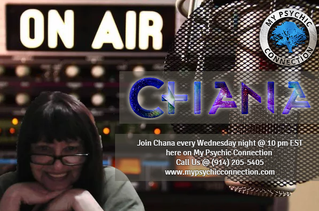 My Psychic Connection with Journey Ryan & Psychic Guest Chana