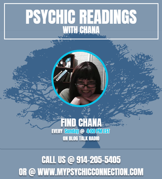 Free Psychic Native American Readings Today @ 4 pm est. with Chana on Blog Talk Radio!!!