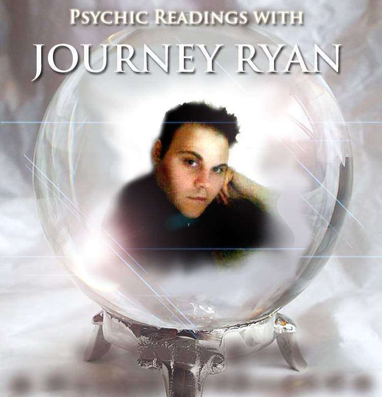 Journey Ryan is online taking calls on My Psychic Connection. http://2call1.com/JourneyRyan