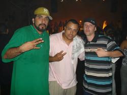 Léo (Banca D'K), Lakers e Rodrigo