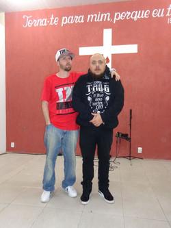 Rodrigo e Fex Bandollero