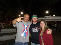 Cacaus Siqueira, Rodrigo e Vany
