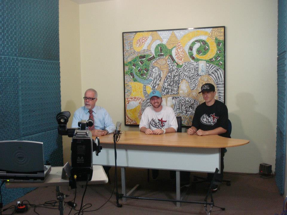 Entrevista para Canal 20