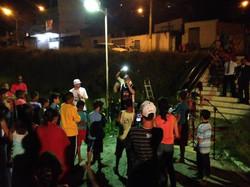 Evangelismo na Quebrada