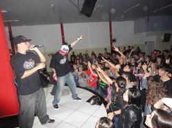 Noite do Rap na Aliança Eterna