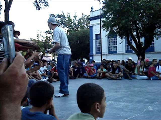 Evangelismo na Rua