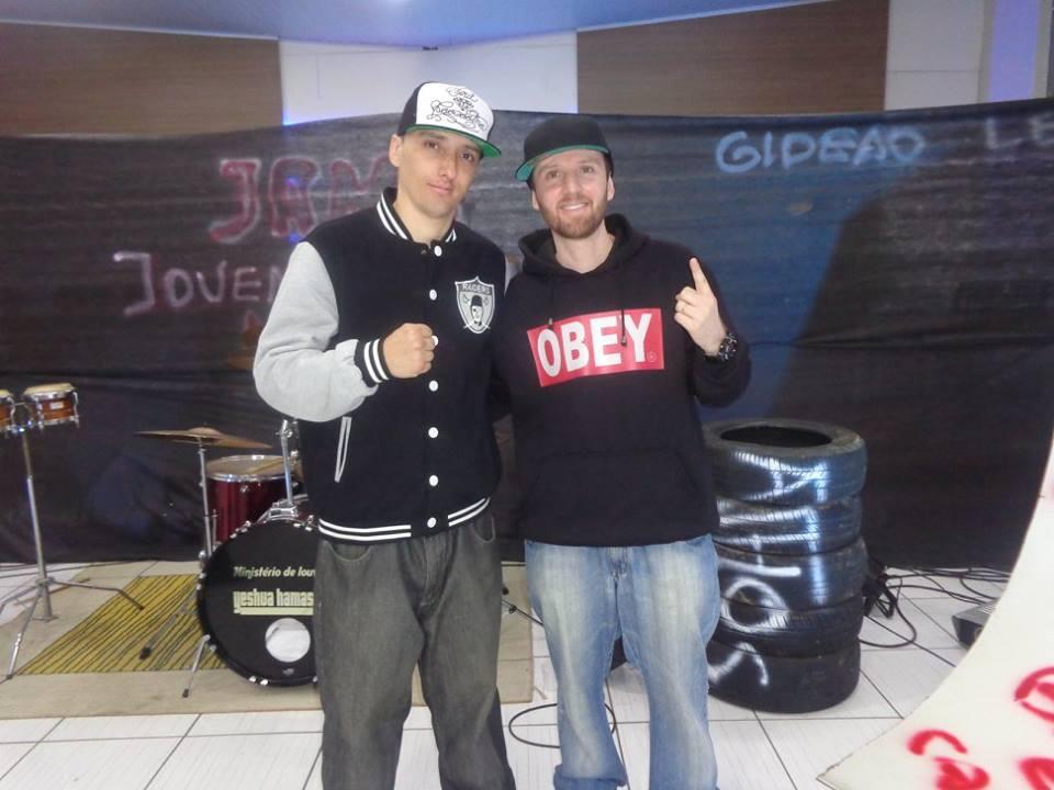 David e Rodrigo