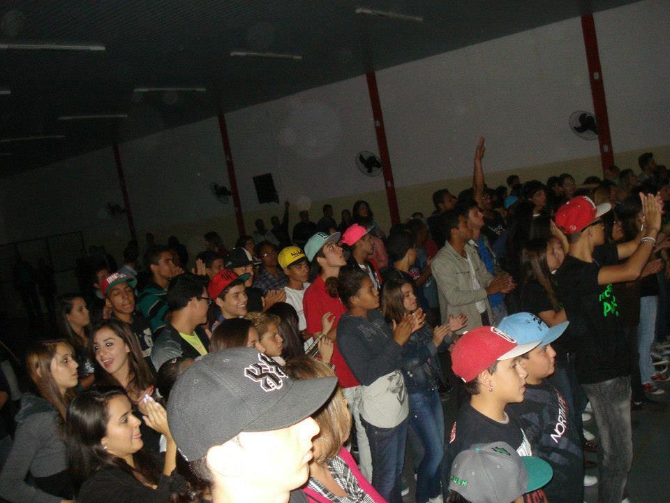 Noite do Rap em Itajubá - MG