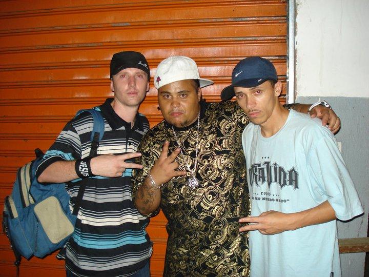 Rodrigo, Grillão e MCL -FilhosdoLeão