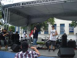 Evangelismo na Praça do Carneiro