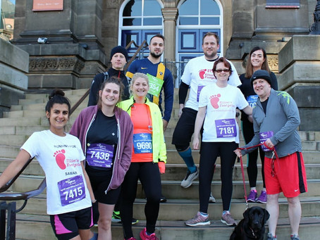 Over £3,000 raised at Abbey Dash