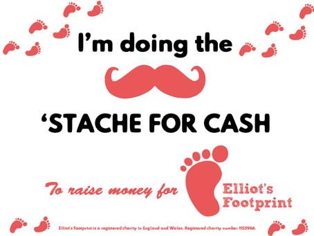 A 'Stache for Cash!