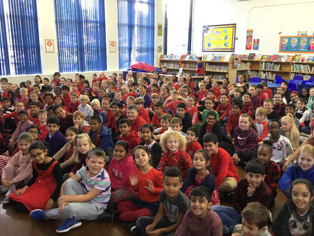 Alwoodley goes Red