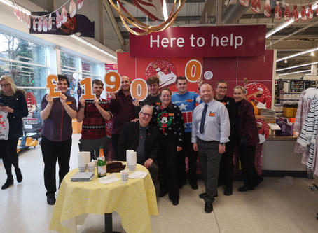 Sainsbury's Otley make it a perfect 10