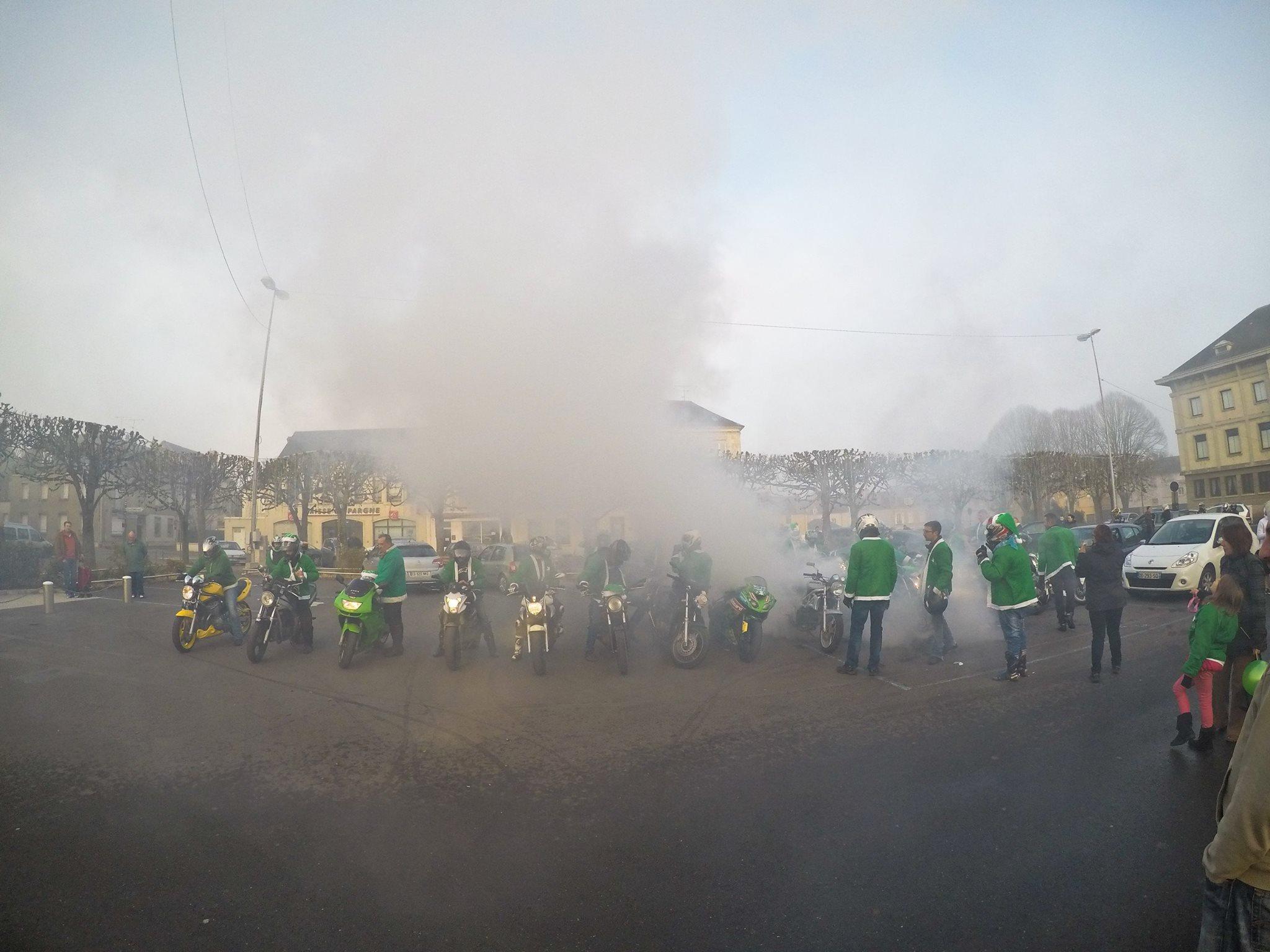 Pères Noëls Verts 2016 PNV Argentan
