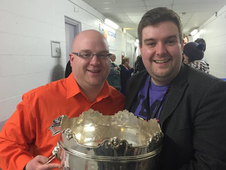Everything I learned about Leadership from working at the Sheffield Steelers