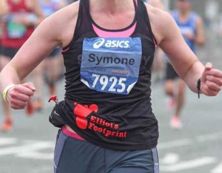 Symone Conquers Monster Manchester Marathon