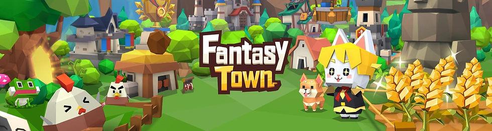 Fantasytown bg