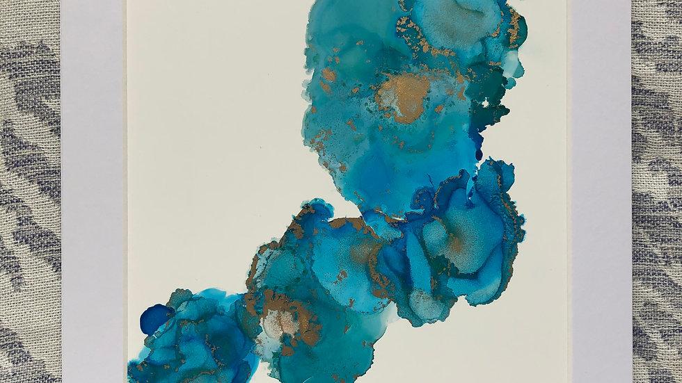 Blue Eruption