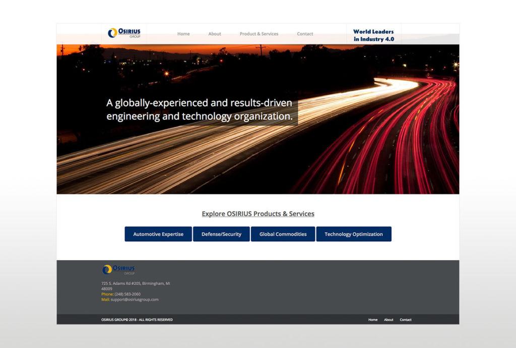 Web Design - w