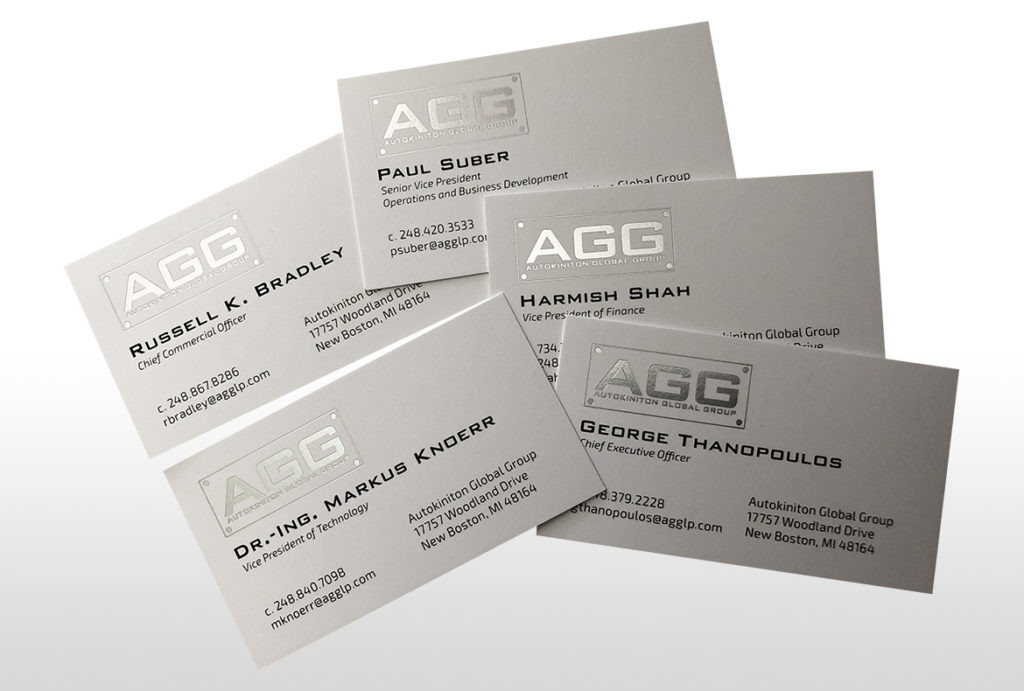 Business Card Design/Printing - b