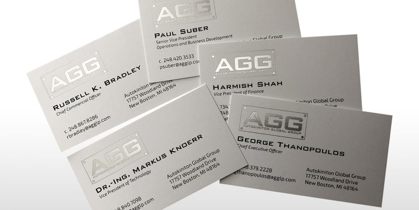 Business Card Design/Printing - b