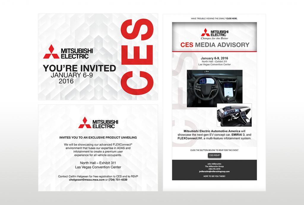 Event Invitation/E-Blast - Media - b