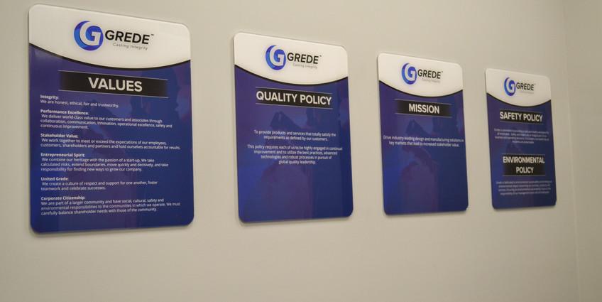 Branding & Signage Design - b
